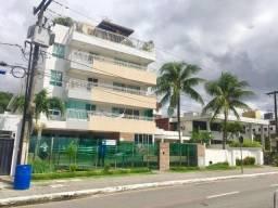 Título do anúncio: Apartamento mobiliado no Cabo Branco, prédio a beira mar
