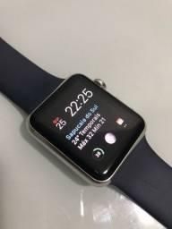 Apple Watch Aço Inox 42mm