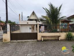 Título do anúncio: Casa com 2 dormitório para alugar, 100 m² por R$ 800/mês - Itapema do Sai II - Itapoá/SC