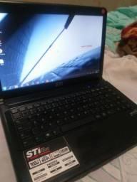 Título do anúncio: Notebook Semp Toshiba 500gb 4 GB de RAM CORE I5