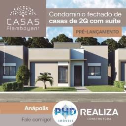 Título do anúncio: Casa de condomínio para venda possui 57 mts quadrados com 2 quartos com entrada parcelada