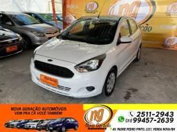 Ford Ka 1.0 SE 2017 Muito Novo