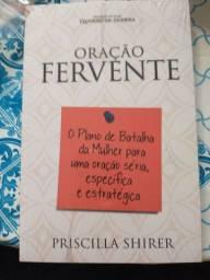 Título do anúncio: Livro ORAÇÃO FERVENTE