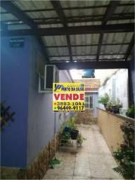 PS*12) Lindíssima casa com 03 quartos, 200m² e garagem no Camarão em São Gonçalo!