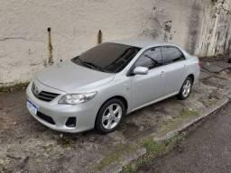 Título do anúncio: Toyota Corolla 2013 Manual impecável! Sem pegadinha!
