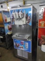 Título do anúncio: Máquinas de Sorvete Usadas revisadinhas