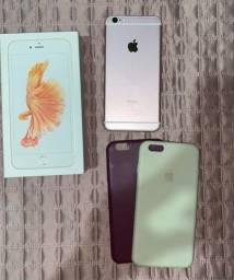 Título do anúncio: iPhone 6s Plus 32gb (aceito oferta)
