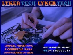 Título do anúncio: limpeza corretiva notebook (promoção)