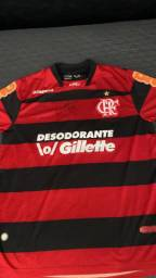 Camisa Oficial Flamengo autografada