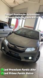 Led Premium 18000 Lumens Para Honda Civic
