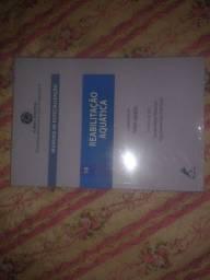 Título do anúncio: Livro reabilitação aquática