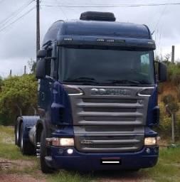 Scania g420 Highline motor novo