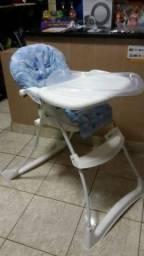 Cadeira de alimentação bebê marca papa soneca