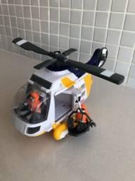Título do anúncio: Helicóptero Aventura Oceânica - Fisher Price
