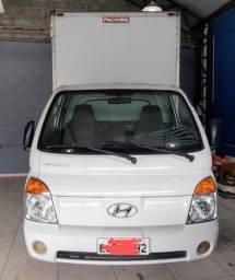 Hyundai Baú Branco 2010