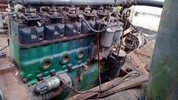 Título do anúncio: Motor MWM 229 TD 98 turbo de fabrica