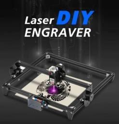 Título do anúncio: Maquina de gravar e cortar artesanato a laser 20W