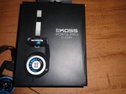Fone de ouvido Koss Porta Pro Classic