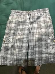 Short Jeans Tamanho 40 - Quase Novo