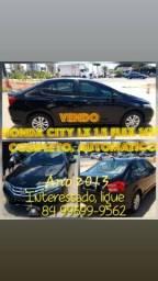 Honda City LX 1.5 Flex 16V Ligue: 99699-9562 - 2013
