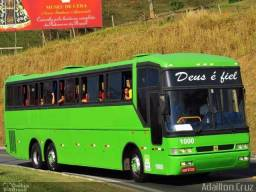 Ônibus busscar - 1995