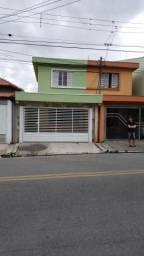 Sobrado, 3dorms. Camilopolis Santo Andte/SP
