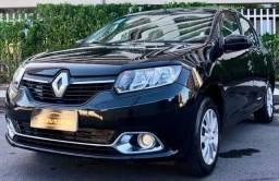 Renault logan 2017 1.6 expression, com medianav e sistema start stop!!! - 2017