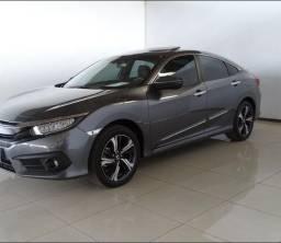 Honda civic 1.5 // parcelado - 2018
