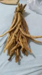 Dreads Naturais 26uni 30cm
