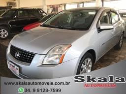 Nissan Sentra 2.0 S Prata - 2009
