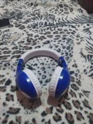 Fone de ouvido via Bluetooth inova