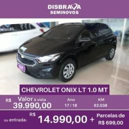 Chevrolet Onix LT - 2018