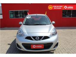 Nissan March 1.0 s 12v flex 4p manual - 2019