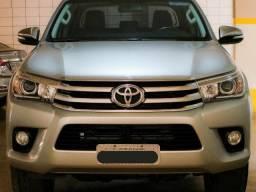 Toyota Hilux 2.8 Srx 4x4 Cd 16v Diesel 4p Automatico? - 2016