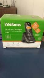 Ramal de telefone Intelbras sem fio digital