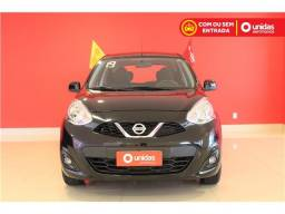 Nissan March 1.6 sv 16v flexstart 4p manual - 2019