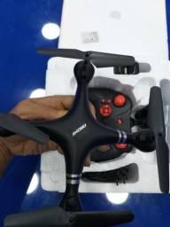Drone na caixa