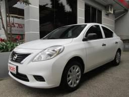 Nissan Versa 1.6 S Flex 2013 - 2013