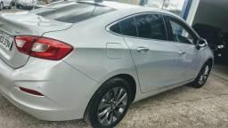 Cruze sedan LTZ AUTOMÁTICO COMPLETO COM 10.000 KMS - 2018