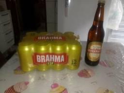 Caixa de serramalte e fardo de Bhama zero lata