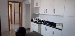 Apartamento com 3 dormitórios para alugar, 80 m² por R$ 2.500/mês - Centro - Marília/SP