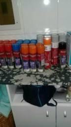 Tintas spray