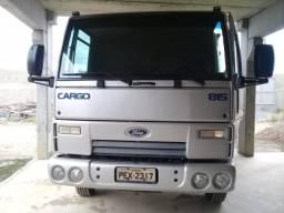 Caminhão ford cargo 815 n, ano 2012, baixo km - 2012