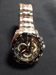 e3c7e4be648 Relógio Casio Edifice Prata