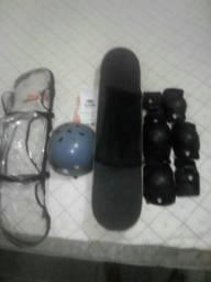 Skate semi profissional