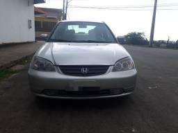 Honda civic automático - 2001