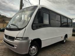 Micro onibus escolar 2001 mercedes 914 26 lugares reclinaveis - 2001
