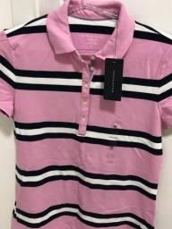 Camiseta Polo Tommy original feminina original 7b2283decaf94