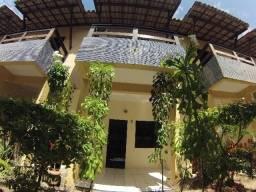 Village Duplex 2/4 com varanda |100 metros da Praia | Ao lado da Barraca do Lôro | Stella