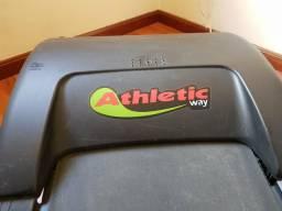 Esteira Athletic Way Speed 1 otimo estado